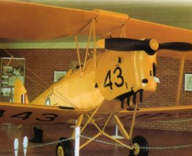 Tiger Moth Memorial - Accommodation Perth