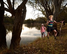 Narrandera Bike and Hike Track - Accommodation Perth