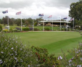 Tocumwal Golf Club - Accommodation Perth