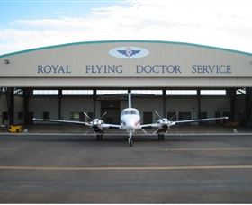 Royal Flying Doctor Service Dubbo Base Education Centre Dubbo - Accommodation Perth