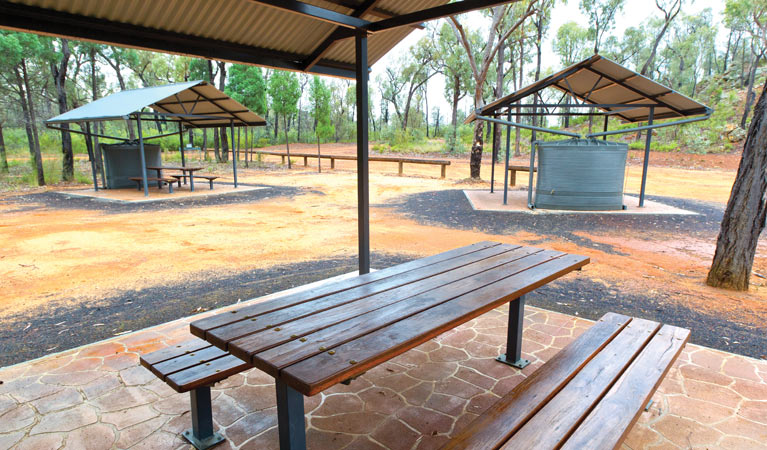 Salt Caves picnic area - Accommodation Perth