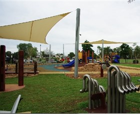 Livvi's Place Playground - Accommodation Perth