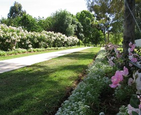 Barooga Botanical Gardens - Accommodation Perth