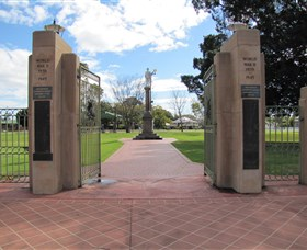 Goondiwindi War Memorial - Accommodation Perth