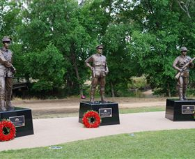 VC Memorial Park - Honouring Our Heroes - Accommodation Perth