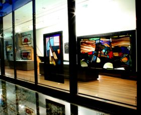 National Art Glass Collection - Accommodation Perth