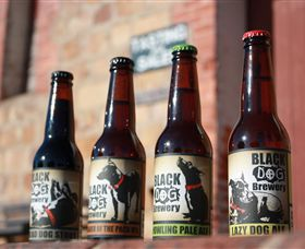 Black Dog Brewery - Accommodation Perth