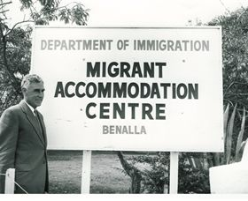 Benalla Migrant Camp Exhibition - Accommodation Perth