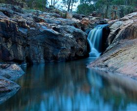 Gooram Falls - Accommodation Perth