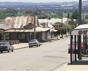 Gulgong Symbol Trail - Accommodation Perth