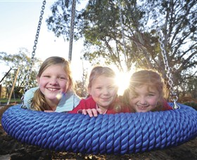 Oddies Creek Playspace - Accommodation Perth