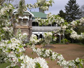 Saumarez Homestead - Accommodation Perth
