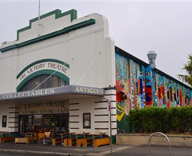 The Victory Theatre Antique Centre - Accommodation Perth