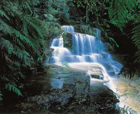 Leura Cascades - Accommodation Perth