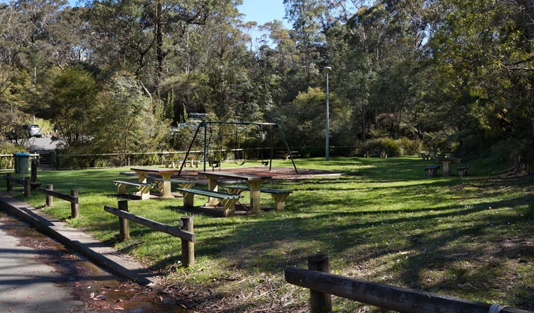 Gordon Falls lookout and picnic area - Accommodation Perth