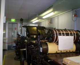 Queanbeyan Printing Museum - Accommodation Perth