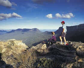 Blue Mountains National Park - National Pass - Accommodation Perth