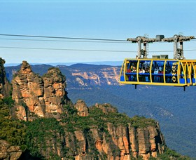 Greater Blue Mountains Drive - Blue Mountains Discovery Trail - Accommodation Perth