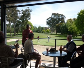 Queanbeyan Golf Club - Accommodation Perth