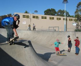 Goulburn Skate Park - Accommodation Perth