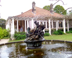 Norman Lindsay Gallery - Accommodation Perth
