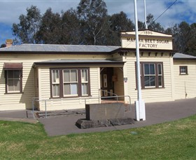 Maffra Sugar Beet Museum - Accommodation Perth