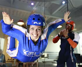 iFly Indoor Skydiving - Accommodation Perth