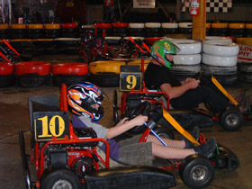 Indoor Kart Hire O'Connor - Accommodation Perth