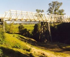 Vacy Bridge over Paterson River - Accommodation Perth