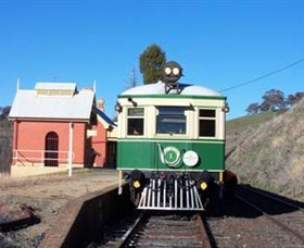Paterson Rail Motor Museum - Accommodation Perth