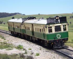 Paterson Rail Motor Society - Accommodation Perth