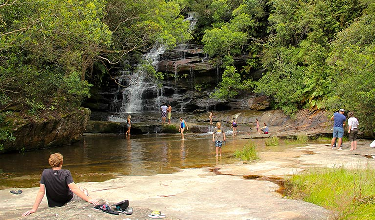 Somersby Falls picnic area - Accommodation Perth