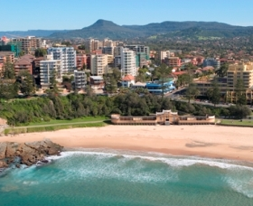 North Wollongong Beach - Accommodation Perth