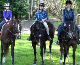 Kings Creek Saddle Club - Accommodation Perth