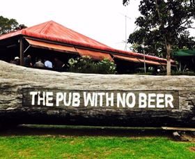 The Pub With No Beer - Accommodation Perth