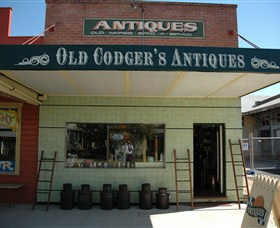 Old Codgers Antiques - Accommodation Perth