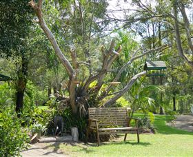 Mondrook Garden Cafe Gallery and Function Centre - Accommodation Perth