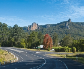 Nimbin Rocks - Accommodation Perth