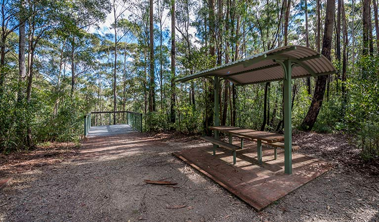 Big Nellie lookout and picnic area - Accommodation Perth