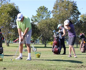 Nambucca River Golf Driving Range - Accommodation Perth