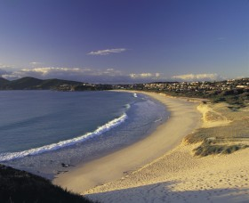 Forster Town Beach - Accommodation Perth