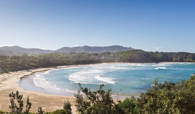 Coffs Coast Regional Park - Accommodation Perth