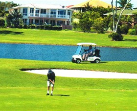 Emerald Downs Golf Course - Accommodation Perth