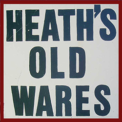 Heaths Old Wares Collectables  Industrial Antiques - Accommodation Perth