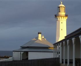 Green Cape Lighthouse - Accommodation Perth