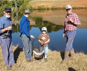 Natone Hills Fly Fishery - Accommodation Perth