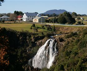 Waratah Falls - Accommodation Perth