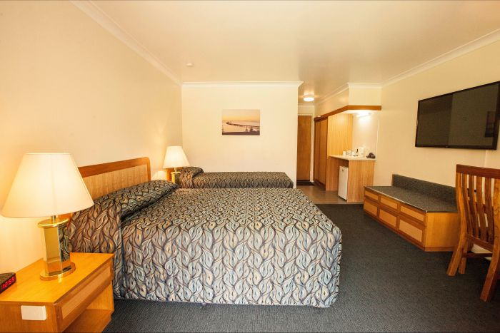 Comfort Inn Bay of Isles - Accommodation Perth