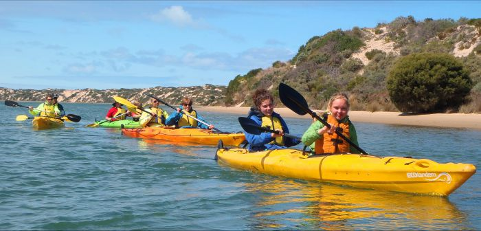 Canoe the Coorong - Accommodation Perth