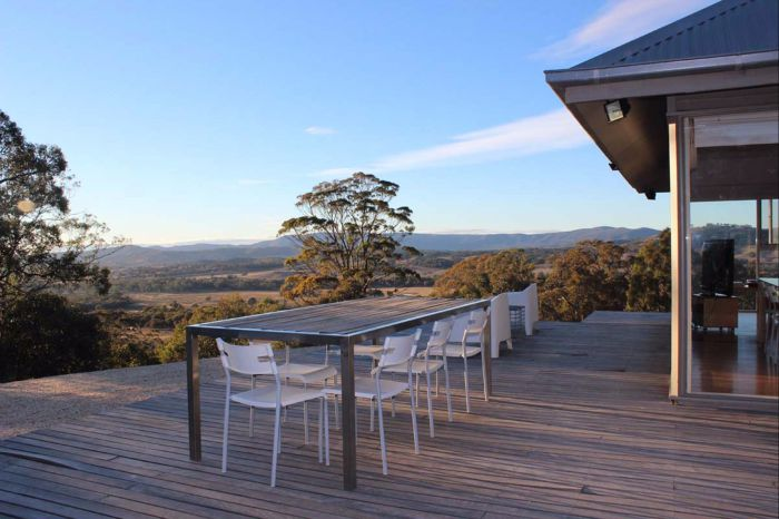 Mount Mitchell - Accommodation Perth